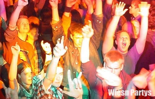 Afterwiesn Party - Wiesnpartys und Wiesnclubs
